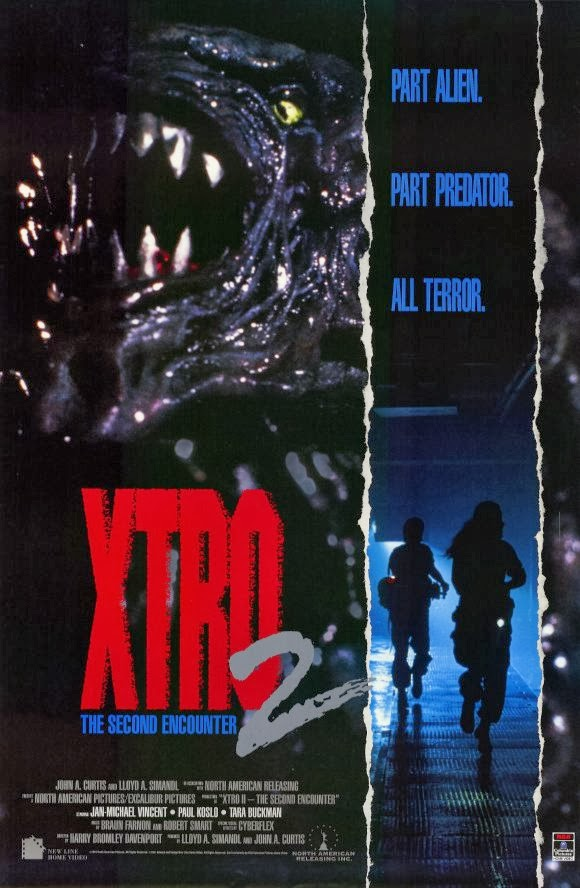 Xtro 2 The Second Encounter (1990)