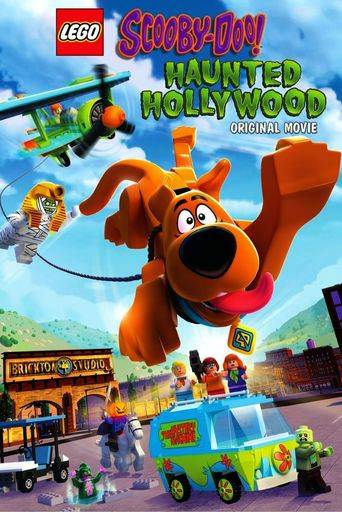 Lego Scooby-Doo! Haunted Hollywood (2016)