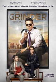 The Grinder (2015-) TV Series
