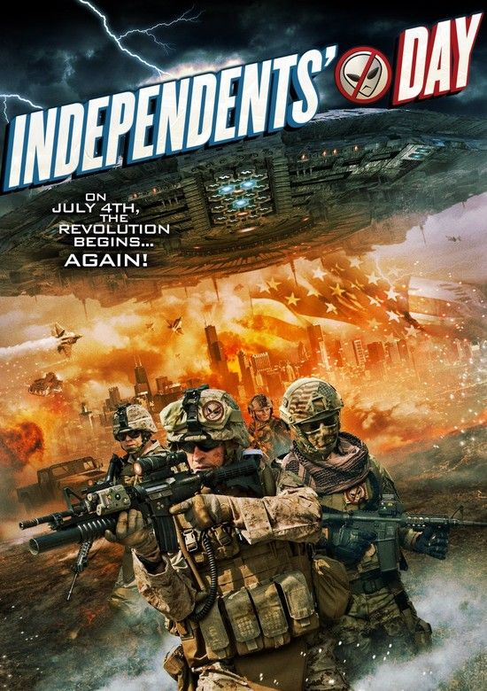 Independents' Day (2016)