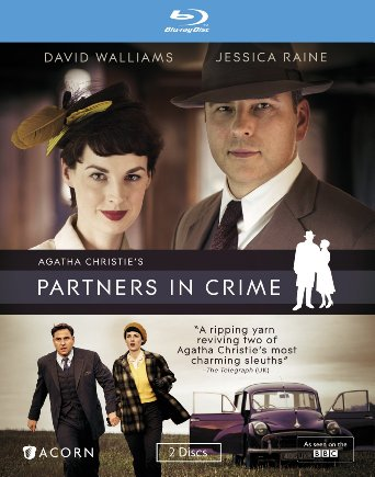 Partners in Crime (2015) TV Series