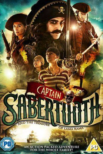 Kaptein Sabeltann og skatten i Lama Rama / Captain Sabertooth and the Treasure of Lama Rama (2014)
