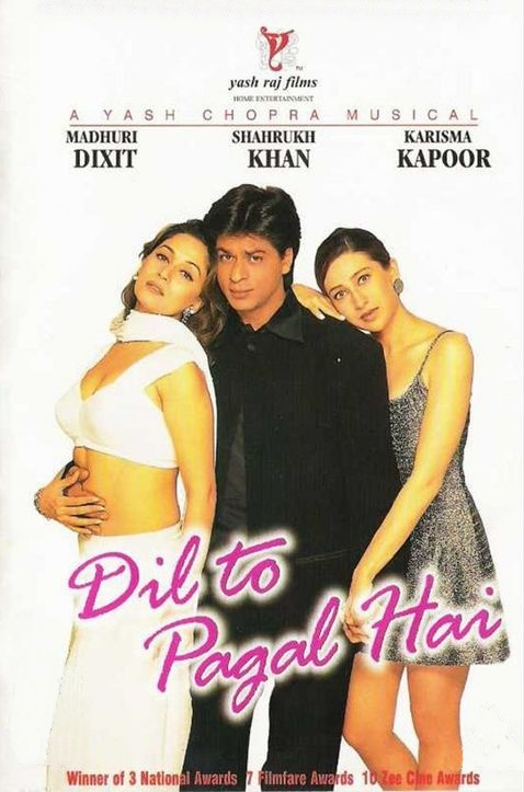 Dil To Pagal Hai / The Heart Is Crazy (1997)
