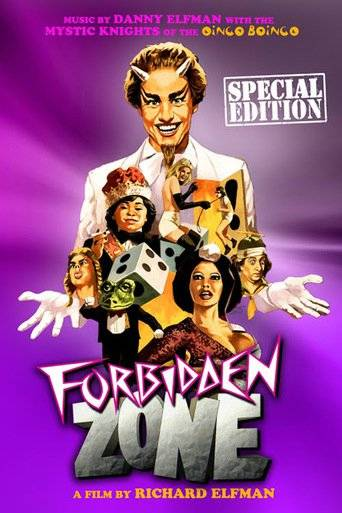 Forbidden Zone (1980)