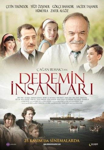 Dedemin Insanlari / My Grandfather's People (2011)