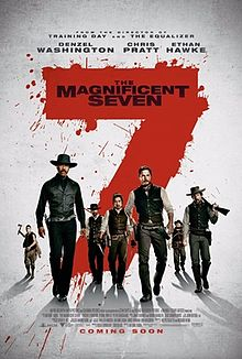 The Magnificent Seven / Και οι 7 ήταν υπέροχοι (2016)