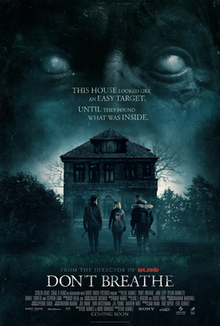 Don't Breathe / A Man in the Dark (2016)