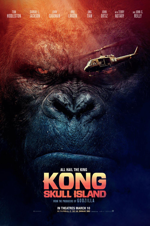 Skull Island / Kong: Η νήσος του κρανίου (2017)