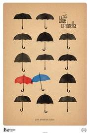 The Blue Umbrella (2013) Short