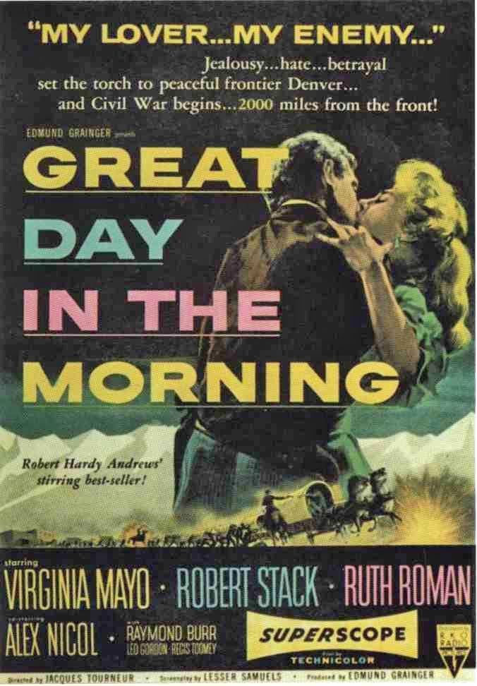 Great Day in the Morning (1956)