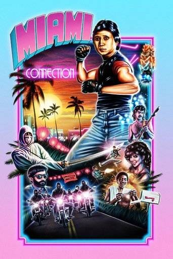 Miami Connection (1987)