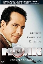 Monk (2002-2009) TV Series