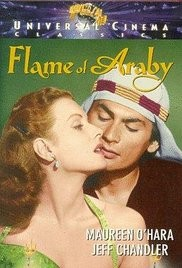 Flame of Araby (1951)