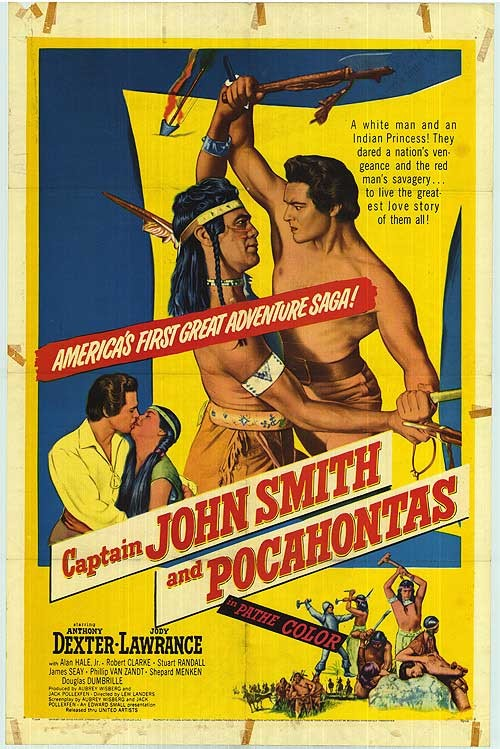 Captain John Smith and Pocahontas (1953)