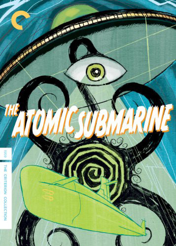 The Atomic Submarine (1959)
