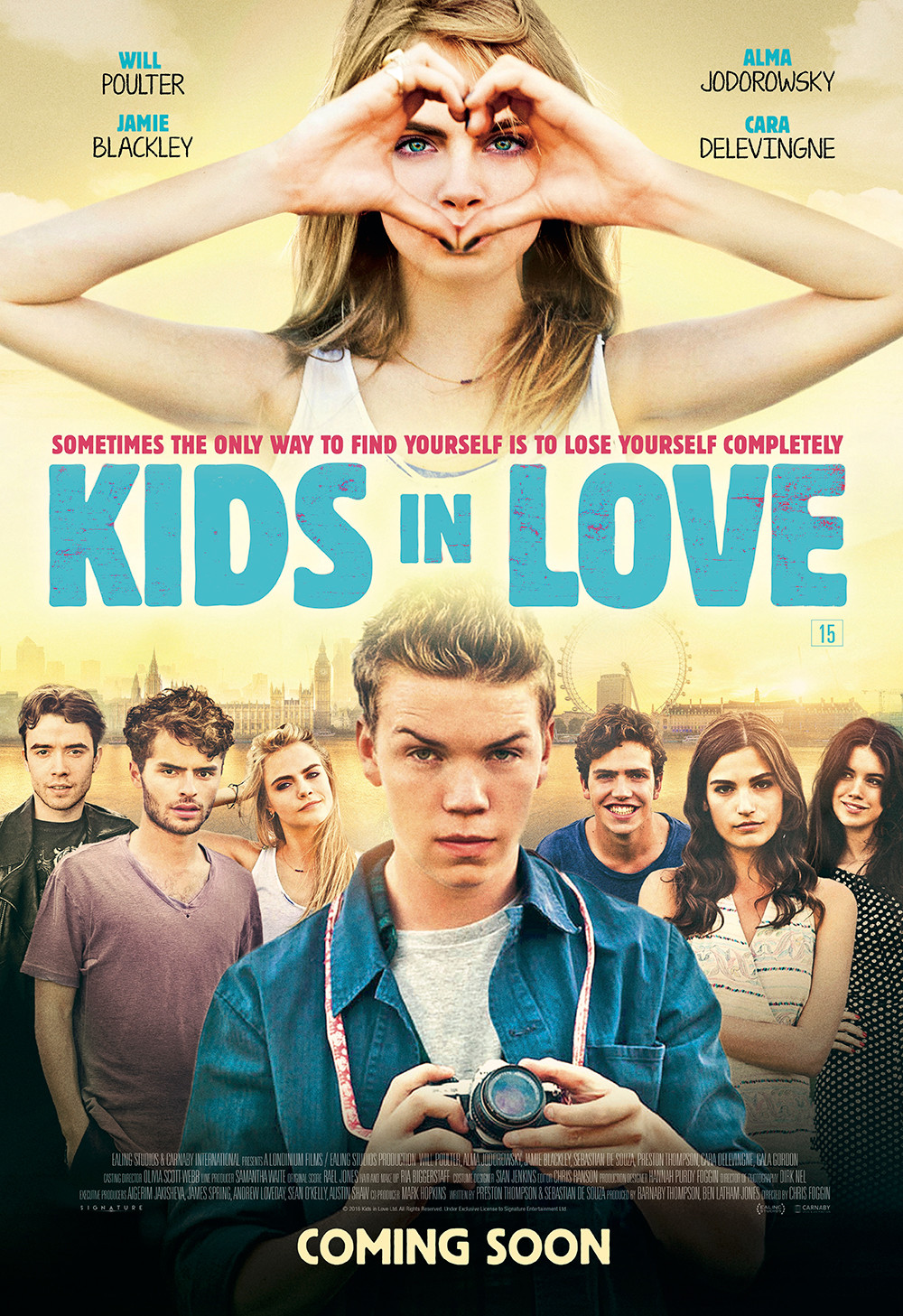 Kids in Love (2016)