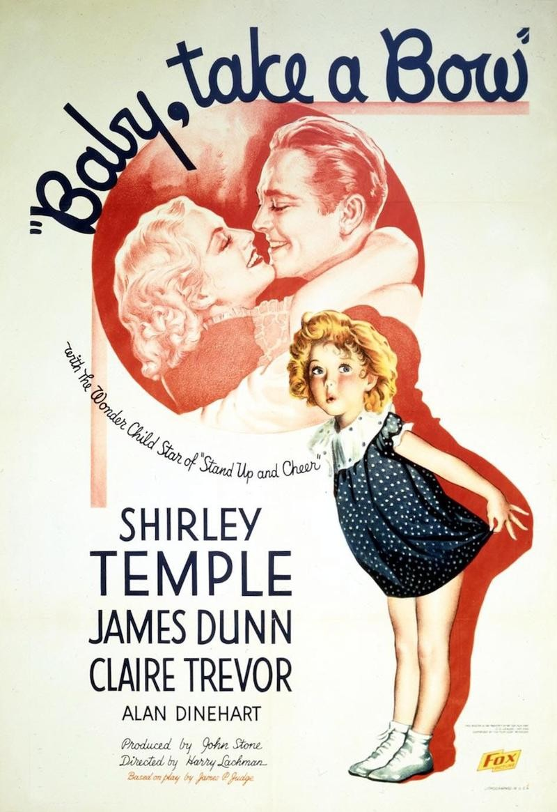 Baby Take a Bow (1934)
