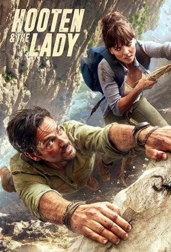 Hooten & the Lady (2016-) TV Series