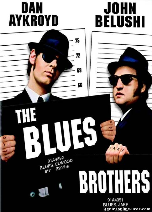 The Blues Brothers / Οι Ατσίδες με τα Μπλε (1980)