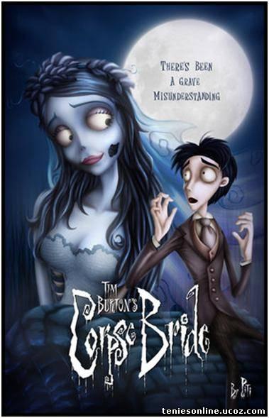 Corpse Bride/Νεκρή Νύφη (2005)