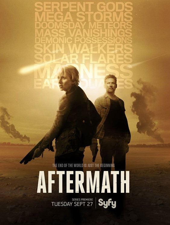 Aftermath (2016-) TV Series