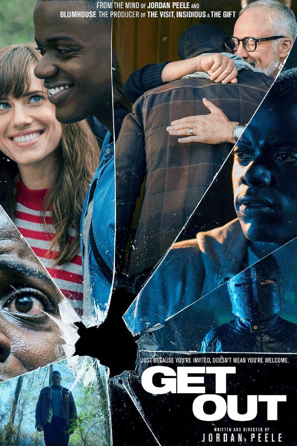 Get Out / Τρέξε! (2017)
