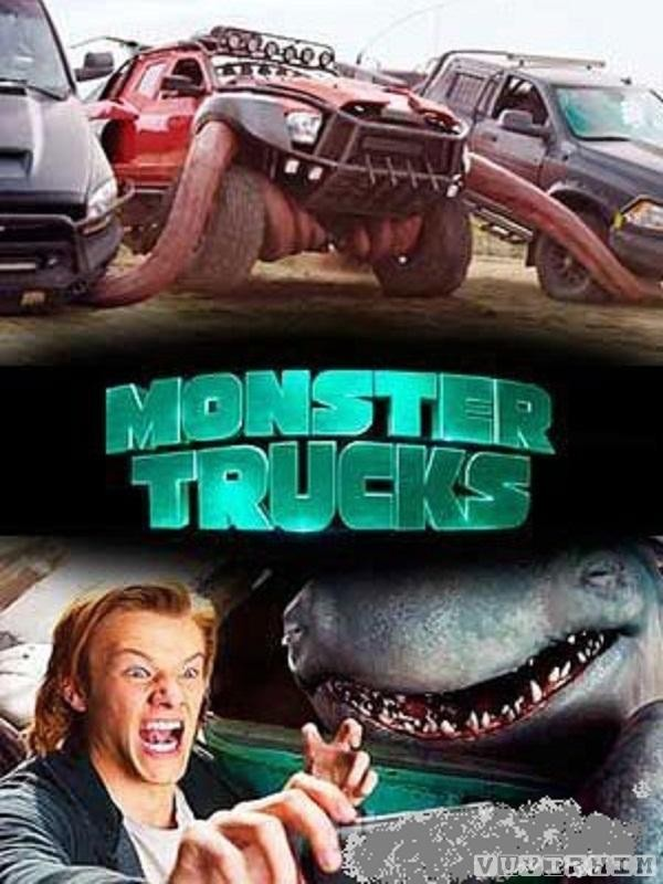 Monster Trucks (2017)