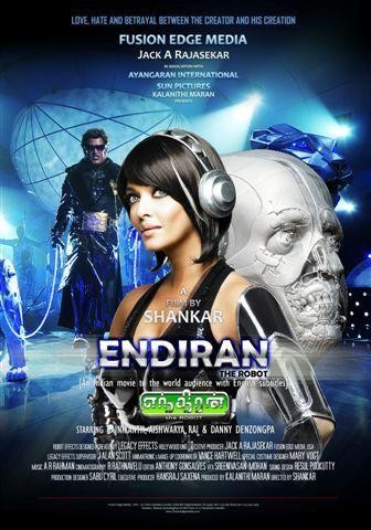 Enthiran / The Robot (2010)
