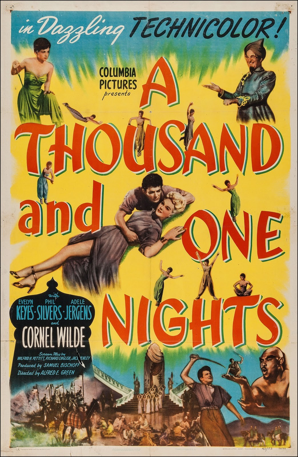 A Thousand and One Nights (1945)