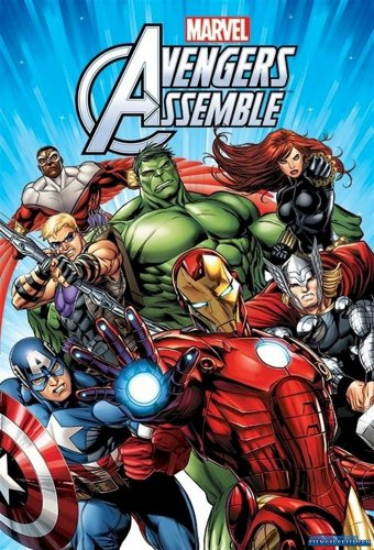 Avengers Assemble (2013-) TV Series