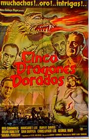 Five Golden Dragons (1967)