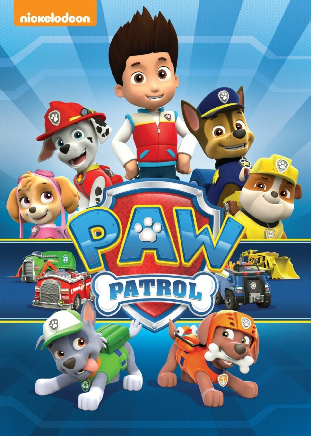 Paw Patrol (2013-) TV Series