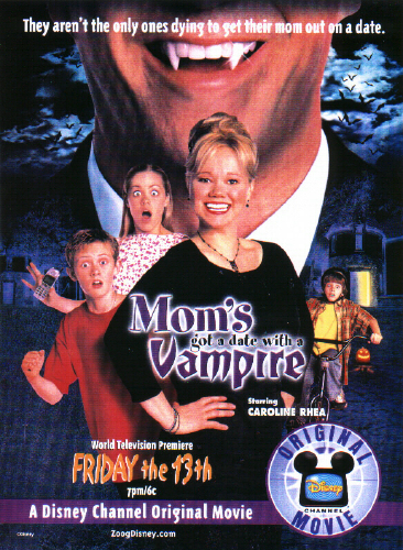 Mom Got a Date with a Vampire (2000)