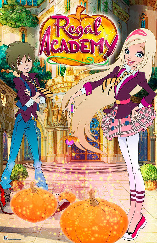 Regal Academy (2016-) TV Series
