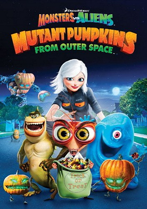 Monsters vs. Aliens (2013-2014) TV Series