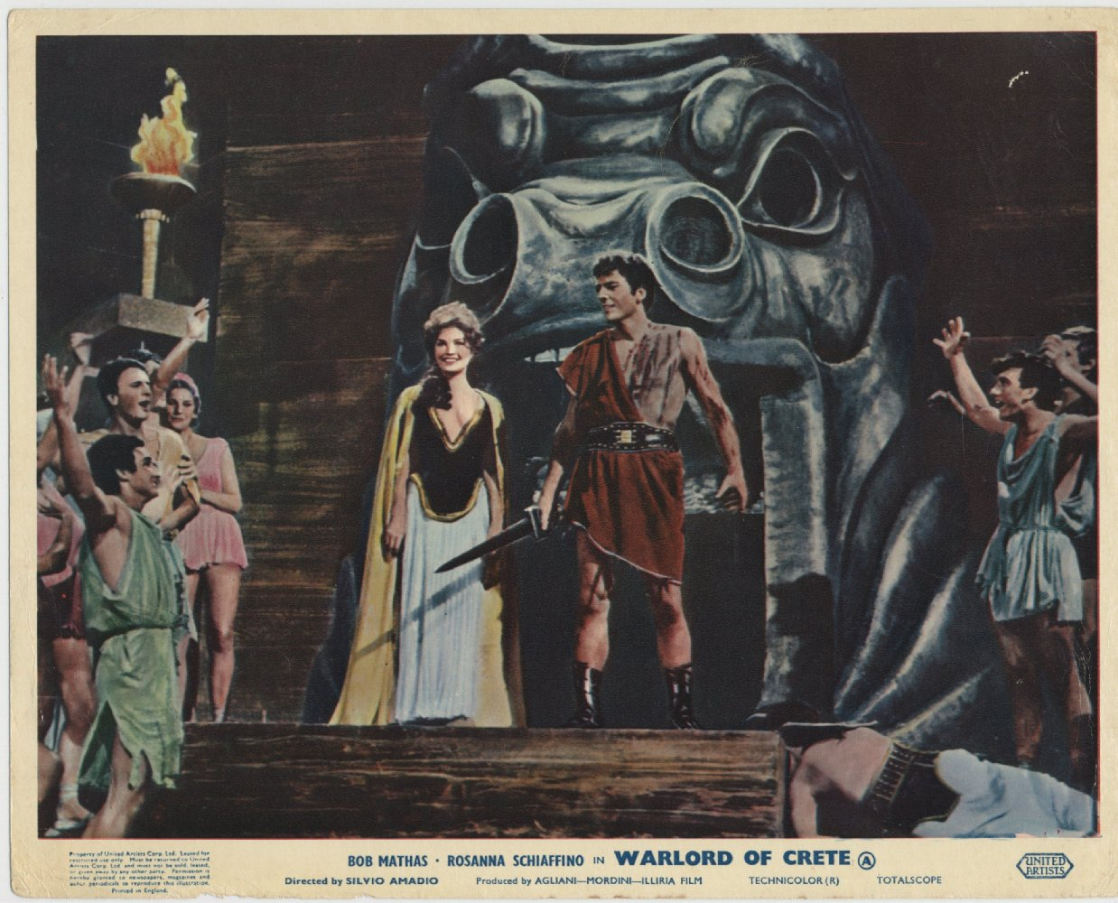 The Minotaur: The Wild Beast Of Crete (1960)
