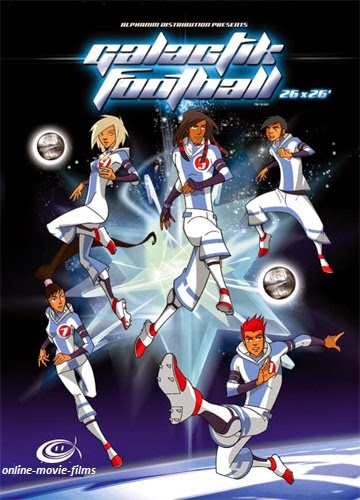 Galactik Football (2006-) TV Series