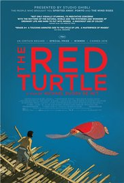 La tortue rouge / The Red Turtle (2016)