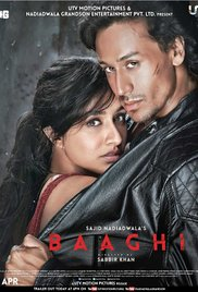 Baaghi: A Rebel in Love (2016)