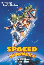 Spaced Invaders / Martians!!! (1990)