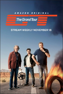 The Grand Tour (2016) TV-Series