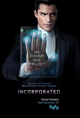 Incorporated (2016) TV-Series