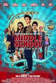 Middle School: The Worst Years of My Life / Σχολικά γυμνάσια (2016)