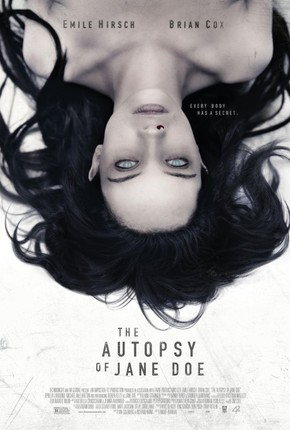 The Autopsy of Jane Doe (2016)
