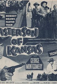Masterson of Kansas (1954)
