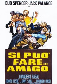Si può fare amigo / It Can Be Done Amigo (1972)