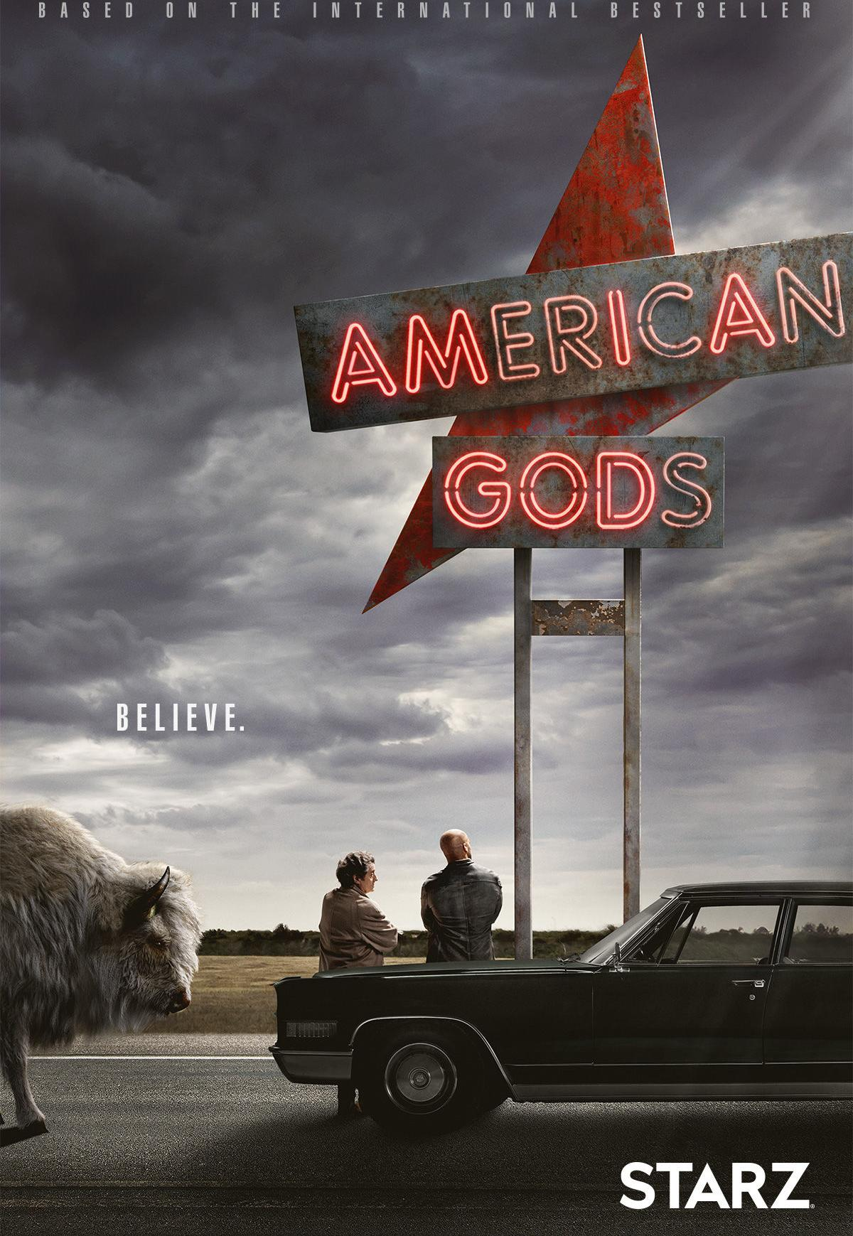 American Gods (2017-) TV Series