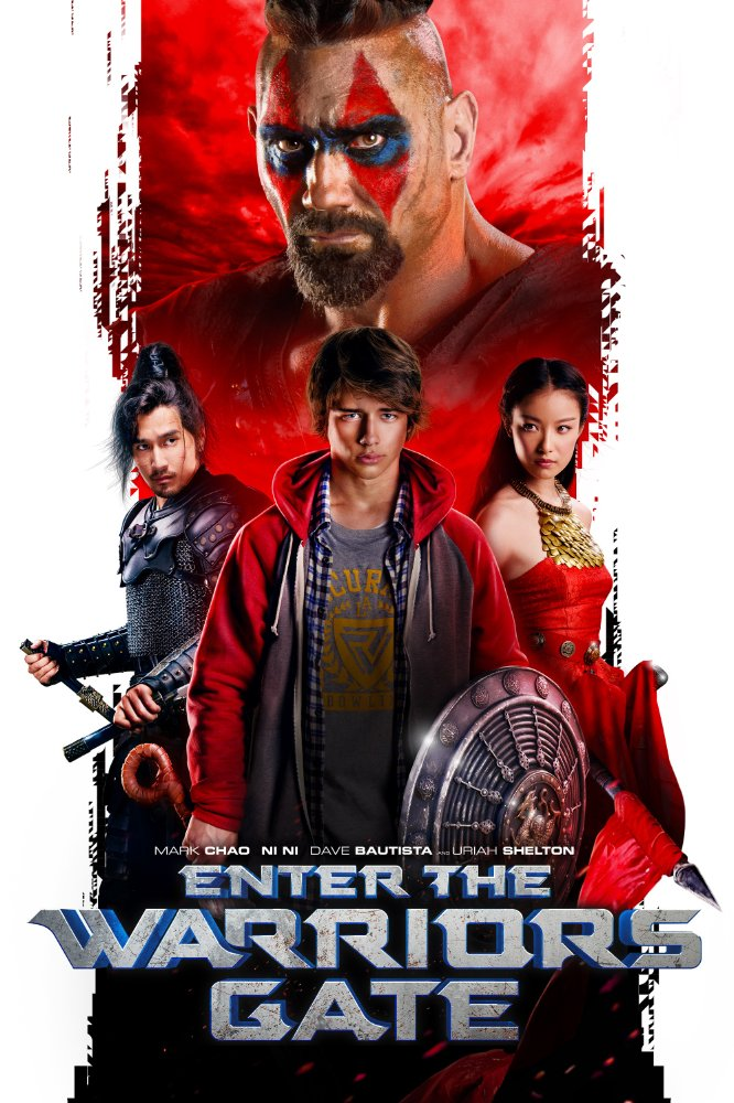 The Warriors Gate / Warrior's Gate (2016)
