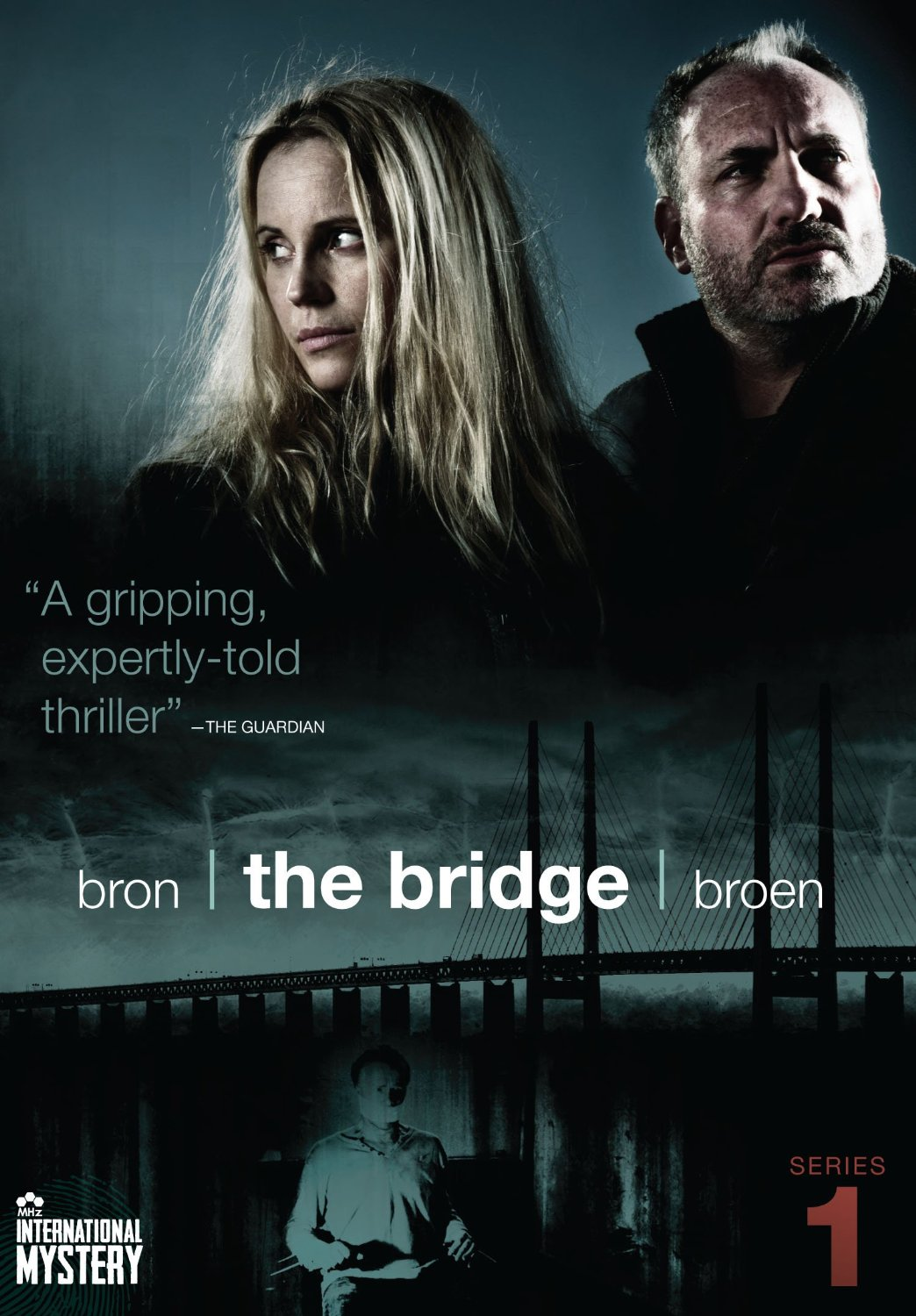 Bron/Broen / The Bridge (2011-) TV Series