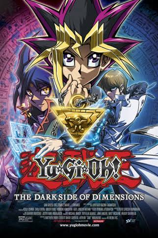 Yu-Gi-Oh! The Dark Side of Dimensions (2016)